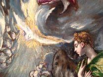 El Greco detail