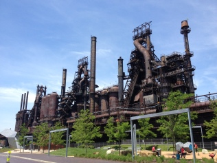 Bethlehem Steel Factory